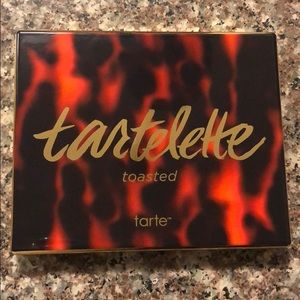 Brand New Tarte Toasted Eyeshadow Palette